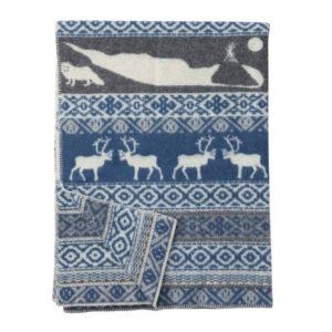 klippan sarek wool blanket