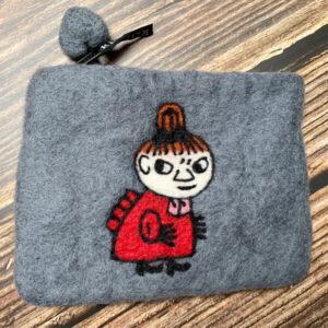 little my moomin purse