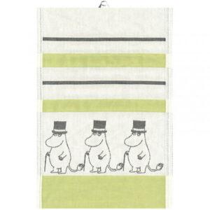 moominpappa ekelund tea towel