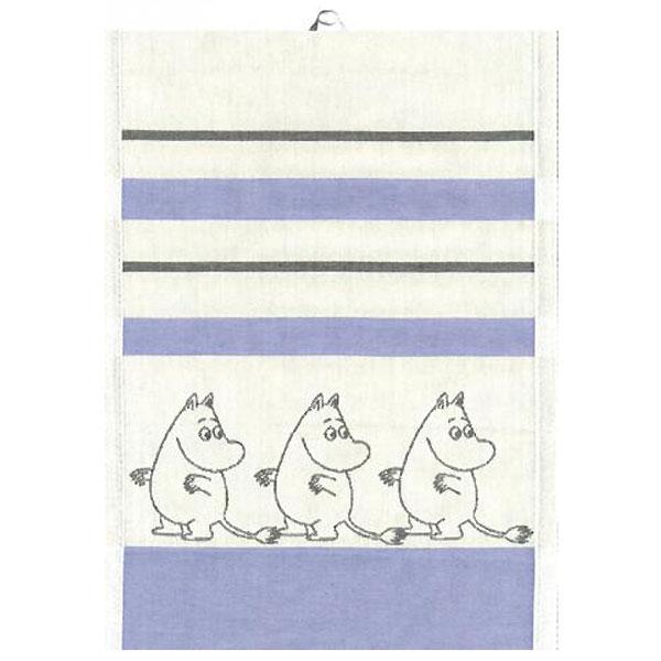 moomintroll ekelund tea towel
