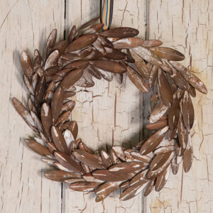 nordicana metal wreath
