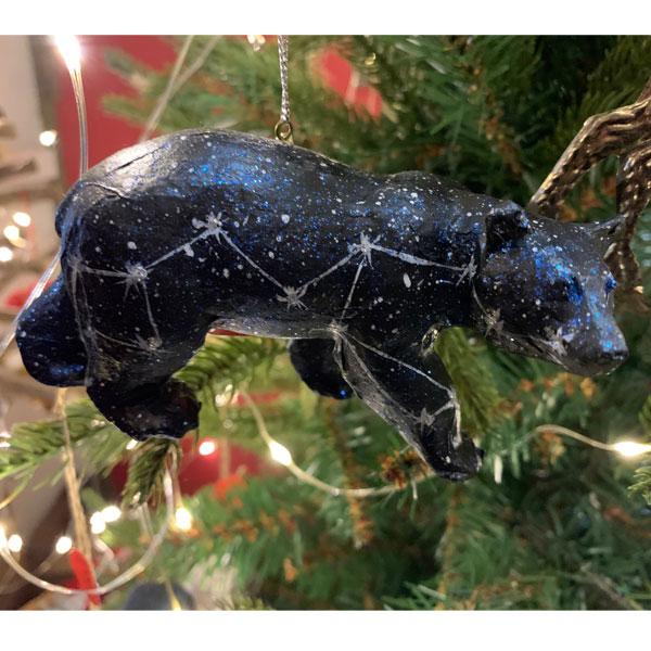 starlight bear christmas decoration