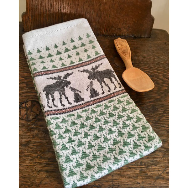traditional swedish hand towel